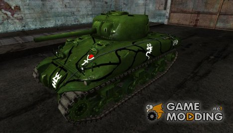 M4 Sherman для World of Tanks