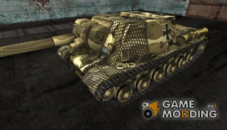 ИСУ-152 10 для World of Tanks