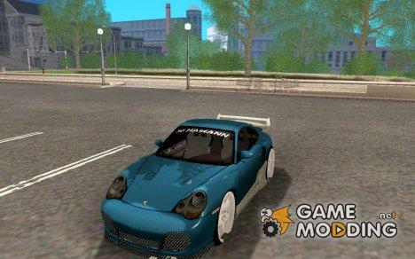 Porsche 911 Hamann для GTA San Andreas