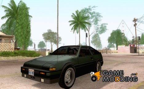 Toyota Sprinter Trueno GT-Apex для GTA San Andreas
