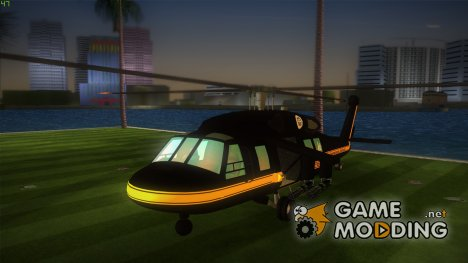 Annihilator from GTA IV для GTA Vice City