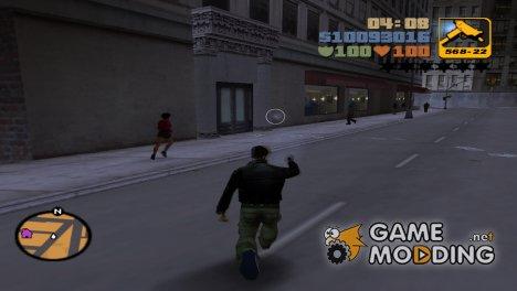 Замедление времени для GTA 3