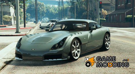 TVR Sagaris for GTA 5