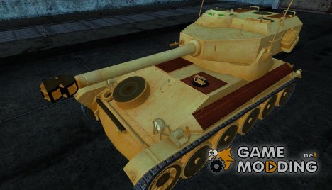 Шкурка для AMX 12t for World of Tanks
