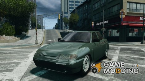 Lada ВАЗ 2110 для GTA 4