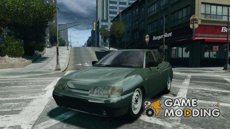 Lada ВАЗ 2110 for GTA 4