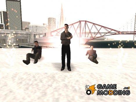 Необычный день из жизни сайта gamemodding.net. Часть 2 for GTA San Andreas