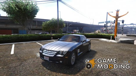 Chrysler Crossfire 2007 для GTA 5