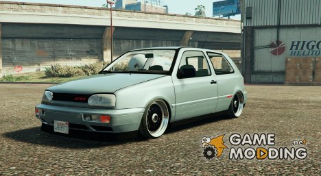 Volkswagen Golf MK3 GTi 1.1 for GTA 5