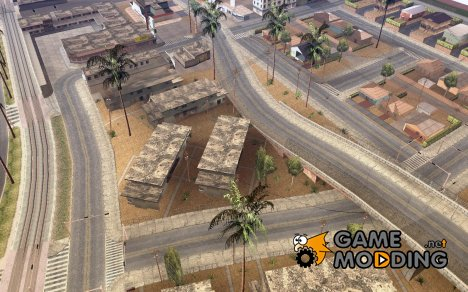 HD Дороги v2.0 Final for GTA San Andreas