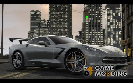 2014 Chevrolet Corvette C7 Tuning для GTA 4