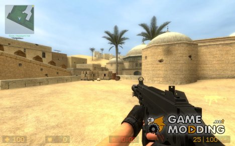 UMP 45. для Counter-Strike Source