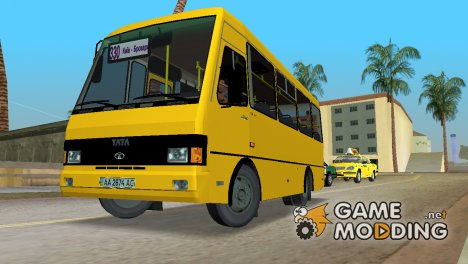 БАЗ А079.14 Эталон v2.0 for GTA Vice City