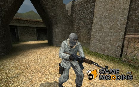 Arctic mask tweak for Counter-Strike Source