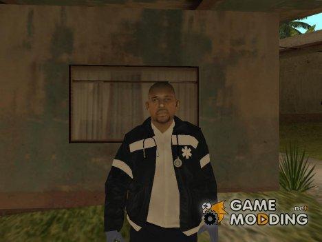 Скин из GTA 4 v37 for GTA San Andreas