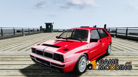 Lancia Delta HF Integrale Dealer's Collection for GTA 4