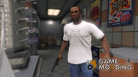 HD Carl Johnson (BETA) v 1.2 for GTA 5