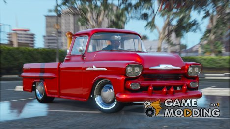 1959 Chevrolet Apache Fleetside 1.6 for GTA 5