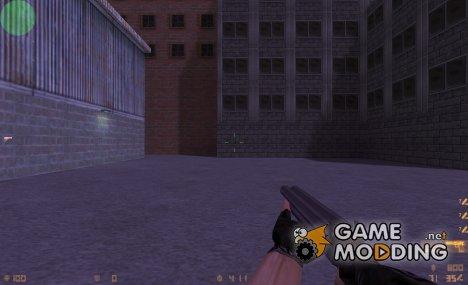 deagle > Sawn off Shotgun для Counter-Strike 1.6