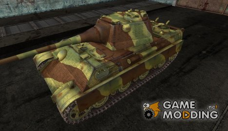 Panther II coldrabbit для World of Tanks