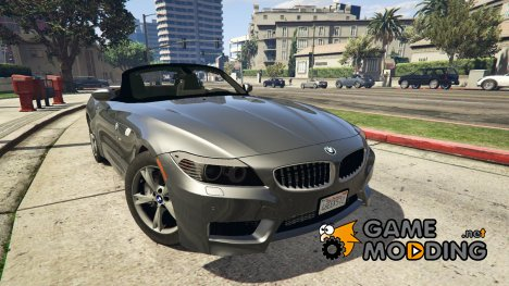 2012 BMW Z4 sDrive28i для GTA 5