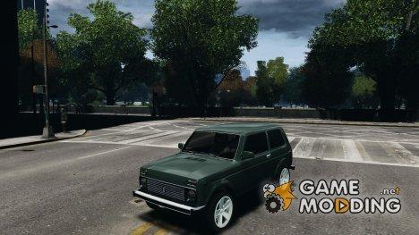 ВАЗ 21218 Нива for GTA 4