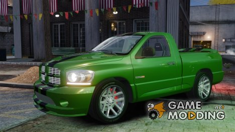 Dodge Ram SRT-10 2006 [EPM] for GTA 4