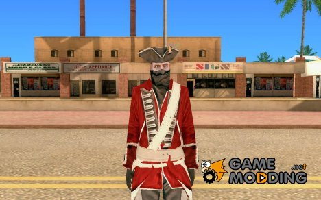 Tamplier из Assassin's Creed for GTA San Andreas