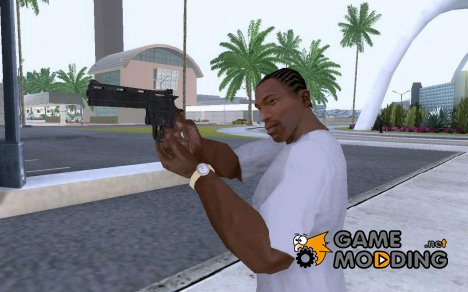 Colt Python for GTA San Andreas