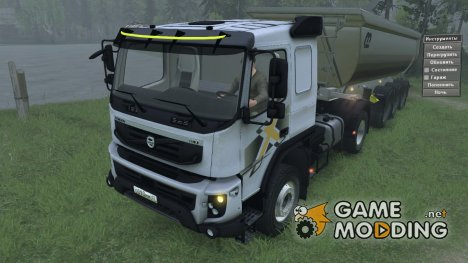 Volvo FMX400 for Spintires 2014