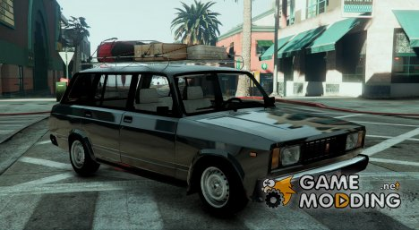 Lada 2104 Station Wagon 1.2 for GTA 5