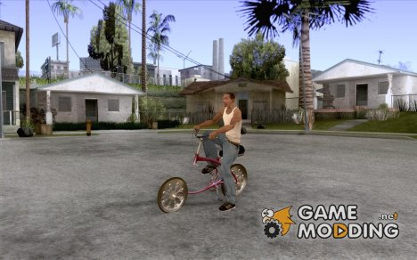 Custom Bike for GTA San Andreas