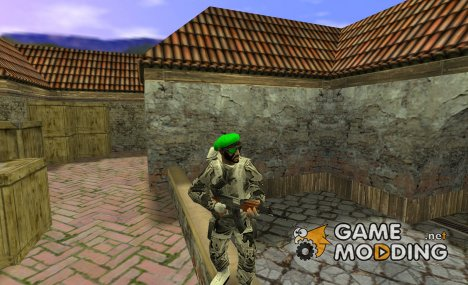 Dark Snow Operations для Counter-Strike 1.6