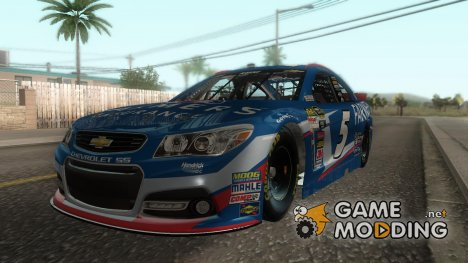 NASCAR Sprint Cup Series 2013-2014 for GTA San Andreas