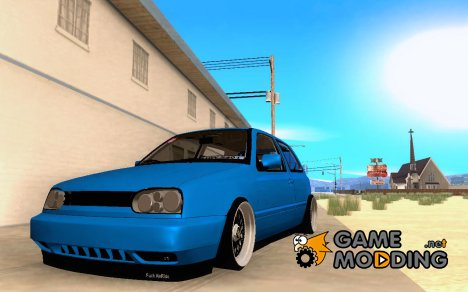 VW Golf MK3 German Style for GTA San Andreas