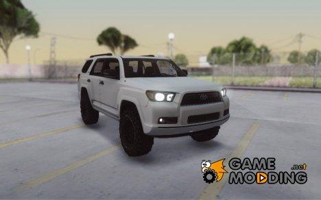 Toyota 4Ranner TRD for GTA San Andreas