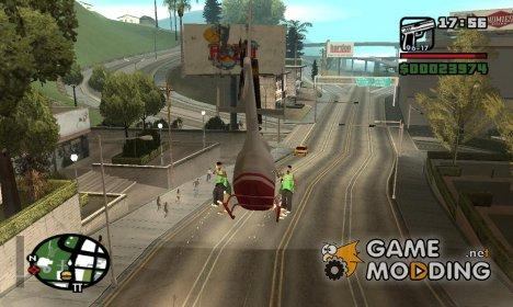 Heli Gang for GTA San Andreas