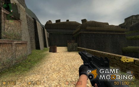 AR57 for p90 for Counter-Strike Source