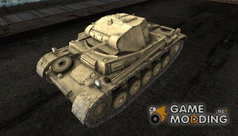 PzKpfw II 02 for World of Tanks