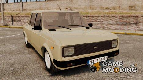 Fiat 128 для GTA 4