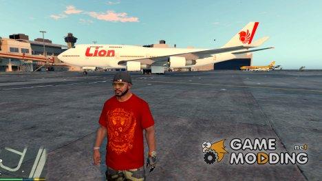 Индонезийские авиалинии for GTA 5