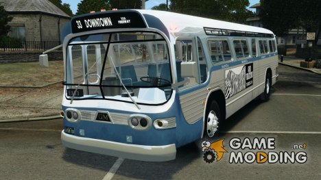 GM New Look Fishbowl 1969 для GTA 4