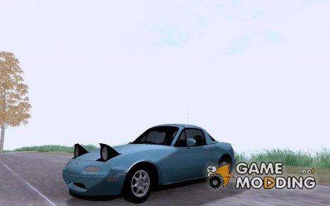 1994 Mazda Miata Stock for GTA San Andreas