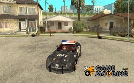 Mercedes-Benz SRL 722 Police for GTA San Andreas