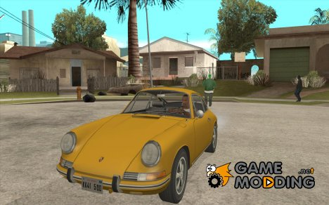 Porsche 911 S for GTA San Andreas