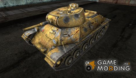 Шкурка для Т-50 для World of Tanks