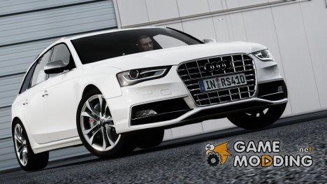 2013 Audi S4 Avant для GTA 4