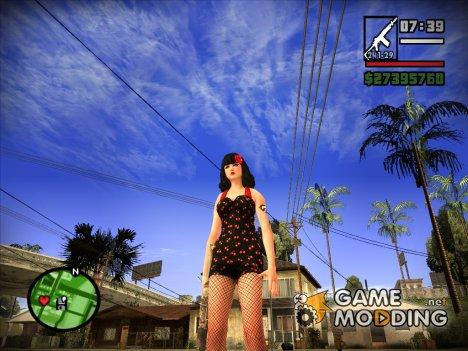 Pin Up for GTA San Andreas