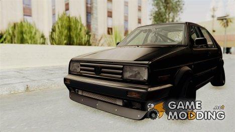 Volkswagen Jetta 2 for GTA San Andreas