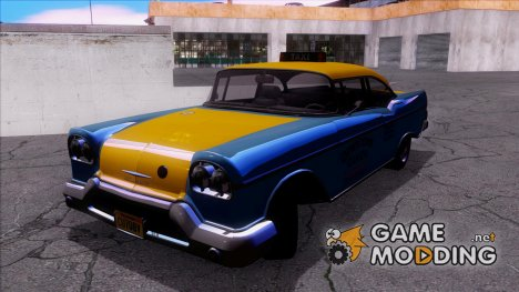 GTA V Declasse Cabbie for GTA San Andreas